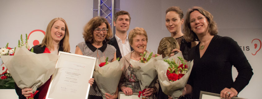 """Preisträger des Film """"Landauer - Der Präsident"""""""